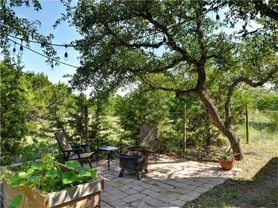 Dripping Springs Single Family Home For Sale: 17525 Panorama Dr