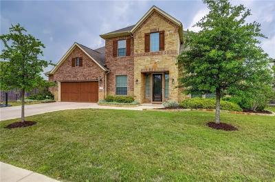 Leander Single Family Home Pending - Taking Backups: 2109 Long Bow Dr