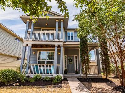 Pflugerville Single Family Home Pending - Taking Backups: 18525 Mammoth Cave Blvd #2