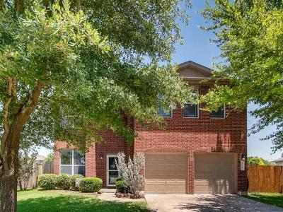 Hutto Single Family Home For Sale: 220 Lucky Clover Ln