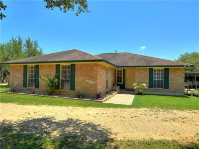 San Marcos Single Family Home Pending - Taking Backups: 110 Piedras Pass