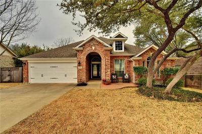 Cedar Park Single Family Home Pending - Taking Backups: 2801 Corabella Pl