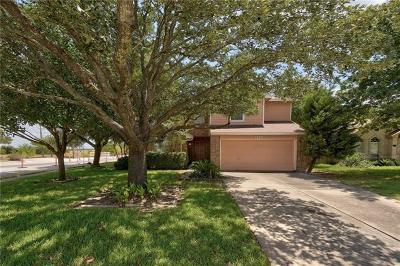 Pflugerville Single Family Home For Sale: 1329 Rocky Creek Dr