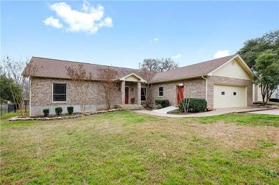 Burnet Single Family Home For Sale: 113 Shady Ln