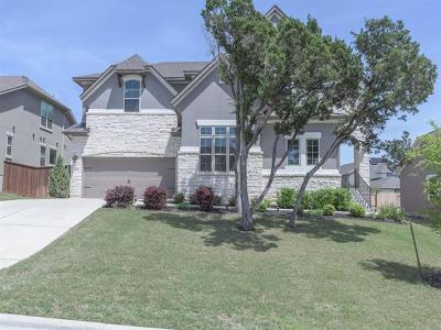 Bee Cave Single Family Home Pending - Taking Backups: 5305 Castana Bnd