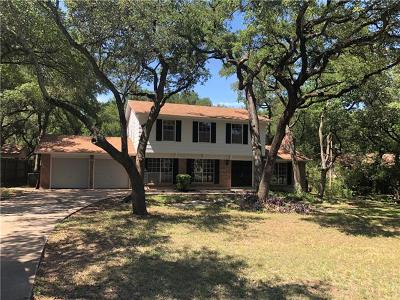 Austin Single Family Home For Sale: 8906 S Roxborough St