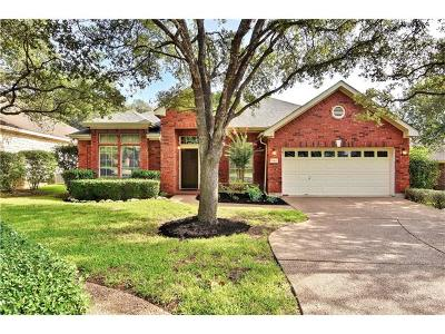 Hays County, Travis County, Williamson County Single Family Home For Sale: 6660 Ruxton Ln