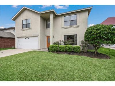 Cedar Park TX Single Family Home For Sale: $280,000