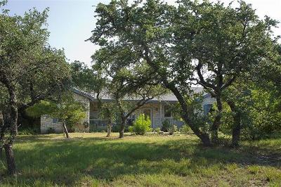 Leander Single Family Home For Sale: 24900 Bingham Creek Rd