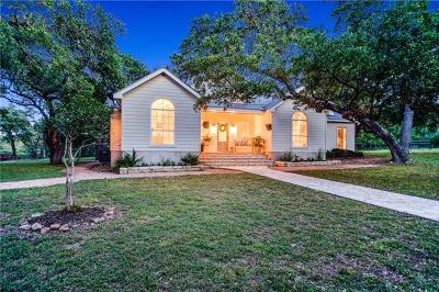 San Marcos Single Family Home Pending - Taking Backups: 909 Appalachian Trl