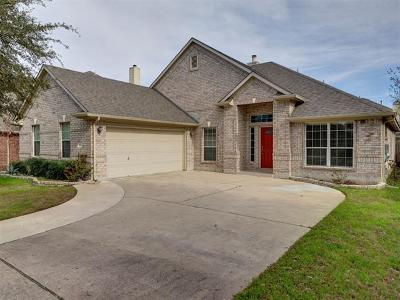 Pflugerville Single Family Home For Sale: 20732 Kearney Hill Rd