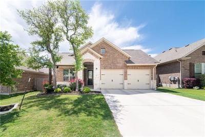 Leander Single Family Home For Sale: 1412 Lindo Dr