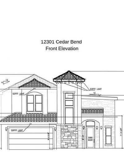Travis County Single Family Home For Sale: 12301 Cedar Bend Cv
