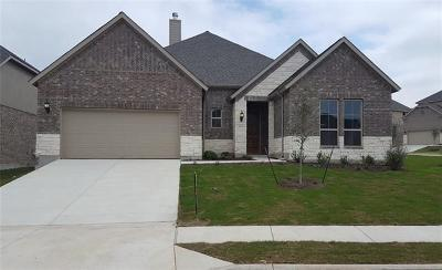 Leander Single Family Home For Sale: 2708 Hudson Ln
