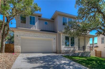 Austin Single Family Home For Sale: 3011 Chisholm Trl