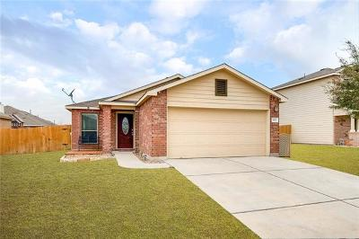 Hutto Single Family Home Pending - Taking Backups: 102 Wells Bnd