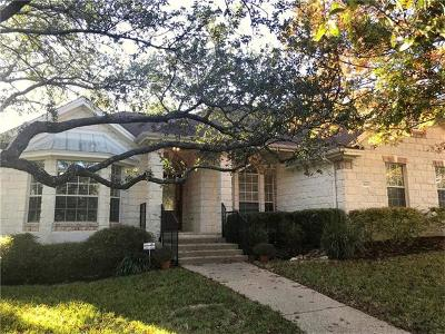 Single Family Home For Sale: 3601 Serena Woods Ct