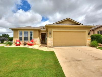 Georgetown TX Single Family Home Pending - Taking Backups: $349,500