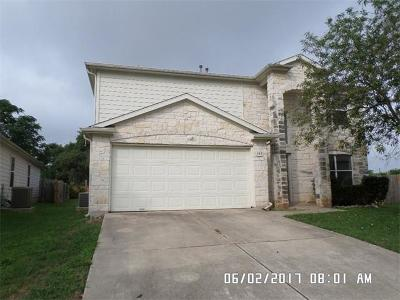 Kyle TX Single Family Home Pending: $194,900