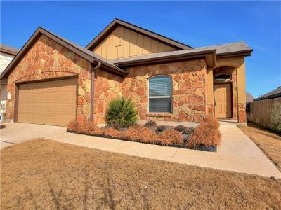 Buda Single Family Home Pending - Taking Backups: 468 Dragon Ridge Rd