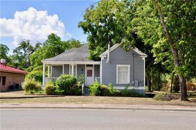 Belton Single Family Home For Sale: 501 E Central Ave
