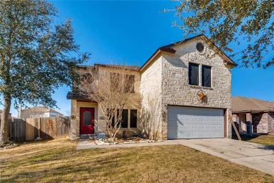 Leander Single Family Home Pending - Taking Backups: 307 Edgewood Cv