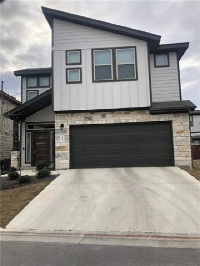 Austin Single Family Home For Sale: 921 Cottage Bank