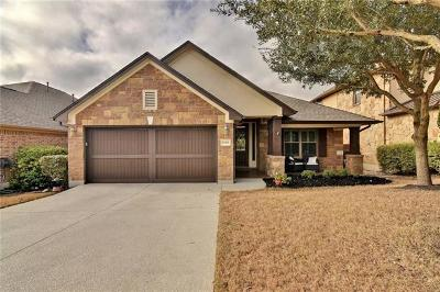 Austin Single Family Home Pending - Taking Backups: 12901 Tierra Grande Trl