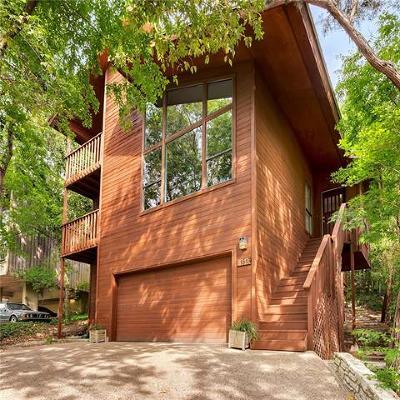Travis Heights Single Family Home Pending - Taking Backups: 1513 Alameda Dr