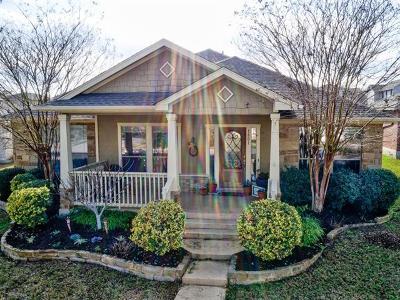 Cedar Park Single Family Home Pending - Taking Backups: 1801 Main St