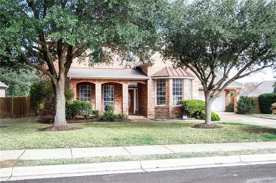 Austin Single Family Home For Sale: 14713 Calaveras Dr