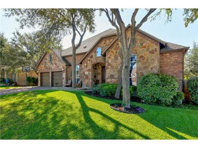 Round Rock Single Family Home For Sale: 2121 Clear Lake Pl
