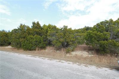 Lago Vista Residential Lots & Land For Sale: 7706 Dakota Cir