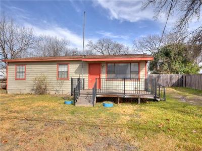 Travis County Single Family Home Pending - Taking Backups: 1710 Dungan Ln