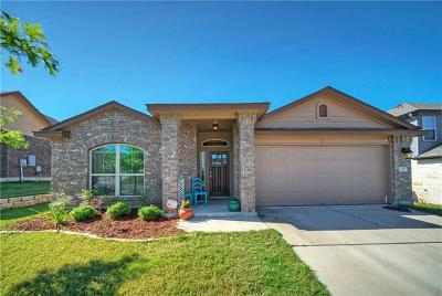 Leander Single Family Home For Sale: 500 Tula Trl