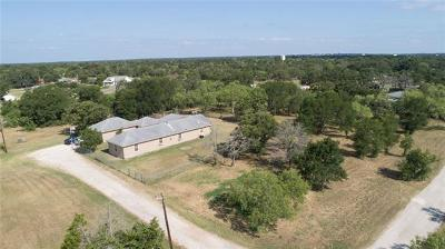 Bastrop County Single Family Home For Sale: 128 Grandfather Rd