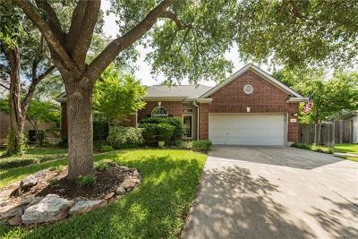 Cedar Park Single Family Home Active Contingent: 1605 Sharon Pl