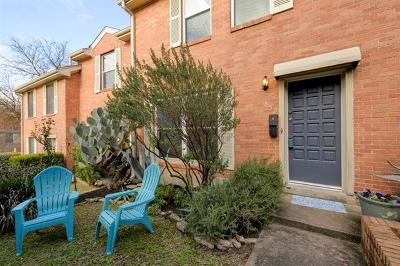 Austin Condo/Townhouse For Sale: 833 E Oltorf St