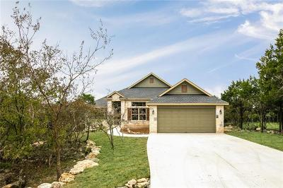 Wimberley Single Family Home For Sale: 43 Whistling Wind