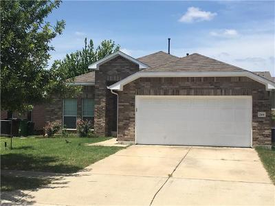 Single Family Home For Sale: 2166 Rachel Ln