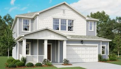 Kyle Single Family Home For Sale: 360 Seneca Loop