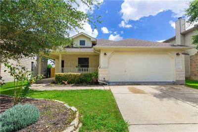 Austin Single Family Home For Sale: 12309 Kilmartin Ln