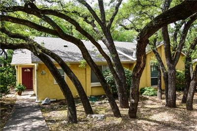 Austin Condo/Townhouse For Sale: 4902 Duval Rd #M1