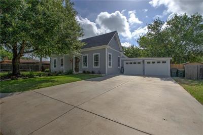 Giddings Single Family Home For Sale: 426 S Johnson Ave