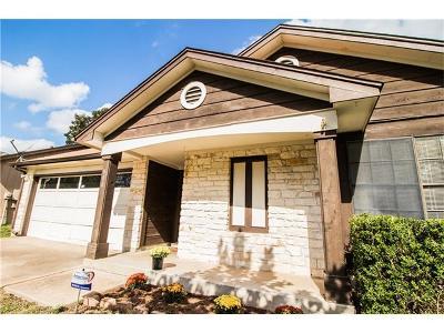 Austin Single Family Home For Sale: 908 Minturn Ln