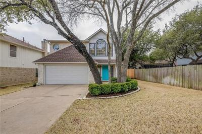 Travis County, Williamson County Single Family Home For Sale: 7703 Windrush Dr