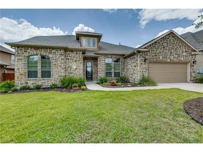 Cedar Park Single Family Home For Sale: 4134 Remington Rd