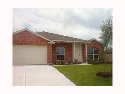 Round Rock Rental For Rent: 2156 Pearson