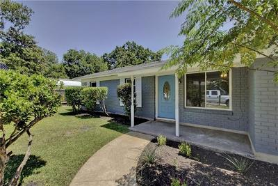 Austin Single Family Home For Sale: 6811 La Salle Dr