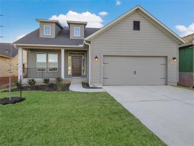 Liberty Hill  Single Family Home For Sale: 133 Wild Sage Ln